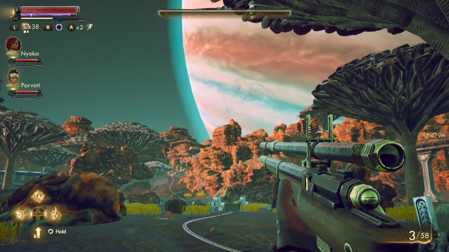 The Outer Worlds Review - Screenshot 1 of 7