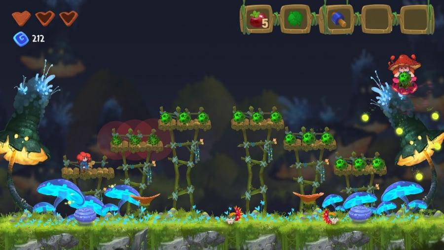 Potata: Fairy Flower Review - Screenshot 1 of 7