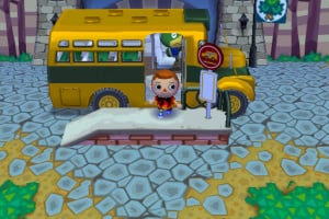 Animal Crossing: City Folk Screenshot