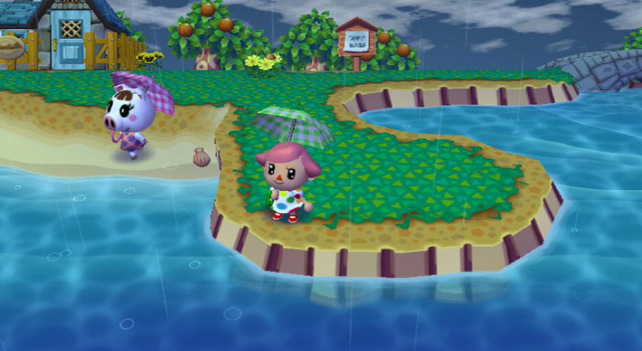 Review: Animal Crossing: City Folk (Wii Retail) 900x