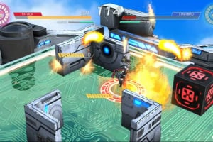 Synaptic Drive Screenshot