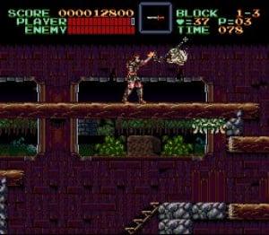 Super Castlevania IV Review - Screenshot 2 of 2
