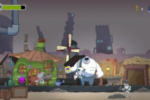 Skelattack Screenshot