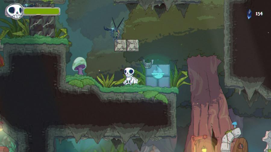 Skelattack Review - Screenshot 1 of 3