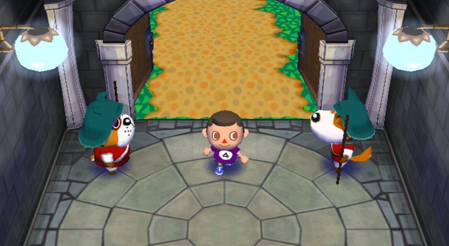 Animal Crossing: City Folk Screenshot