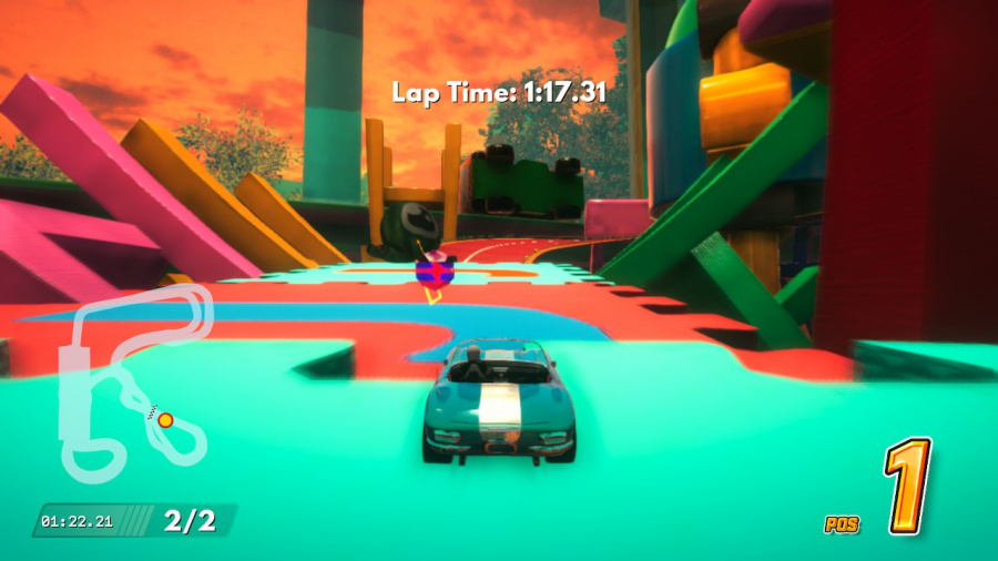 Super Toy Cars 2 Review - Screenshot 1 of 10