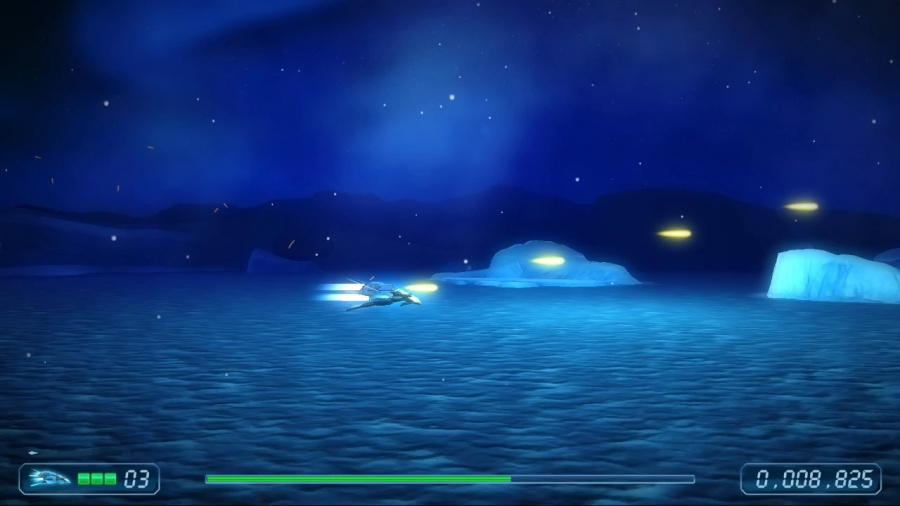 Rigid Force Redux Review - Screenshot 1 of 3