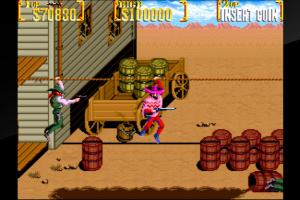 Arcade Archives Sunset Riders Screenshot
