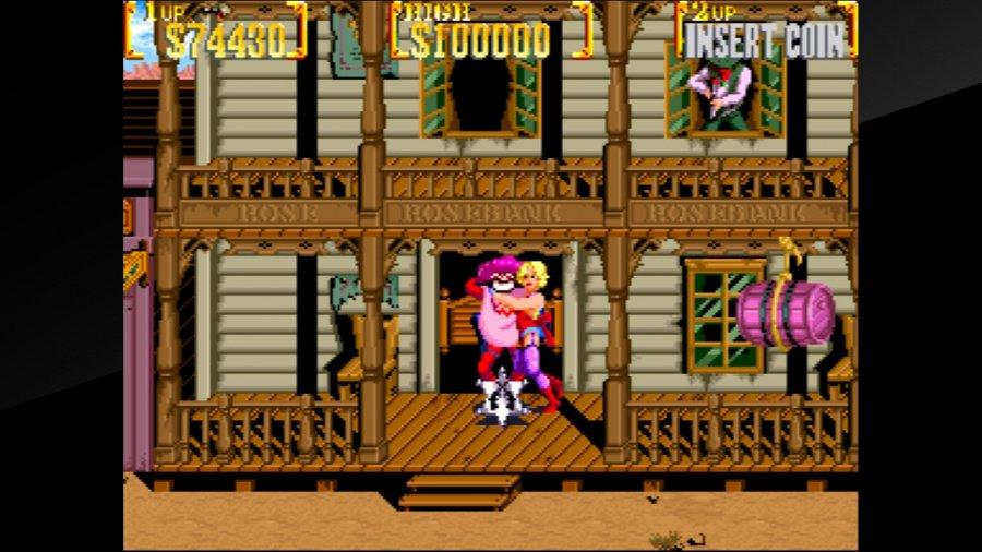 Arcade Archives Sunset Riders Review - Screenshot 4 of 4