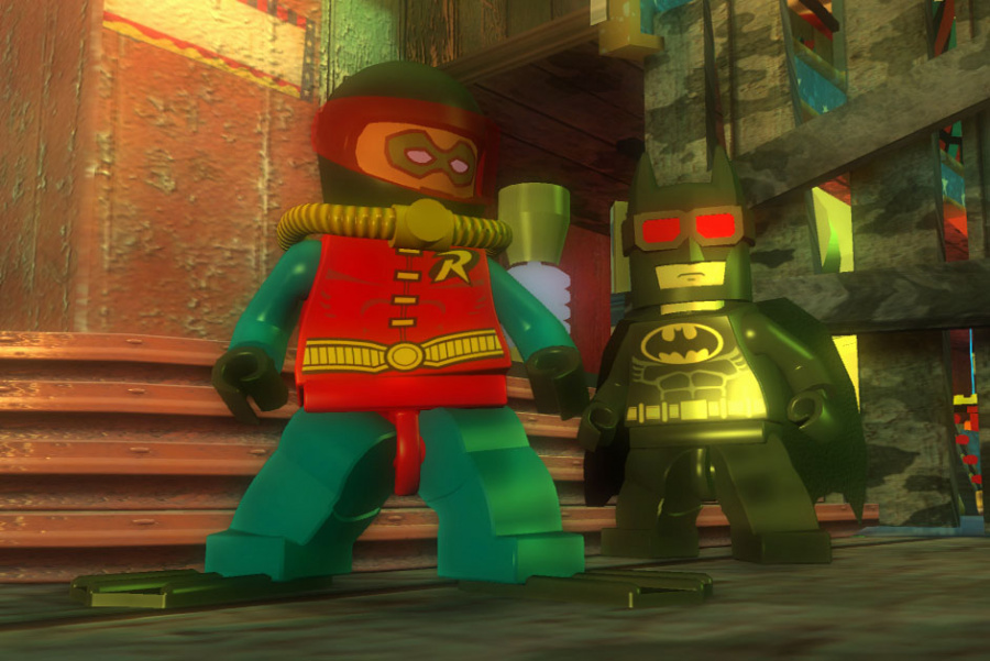 LEGO Batman Review - Screenshot 1 of 5