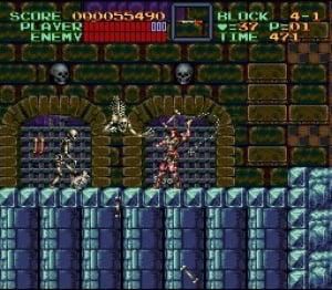 Super Castlevania IV Review - Screenshot 1 of 3
