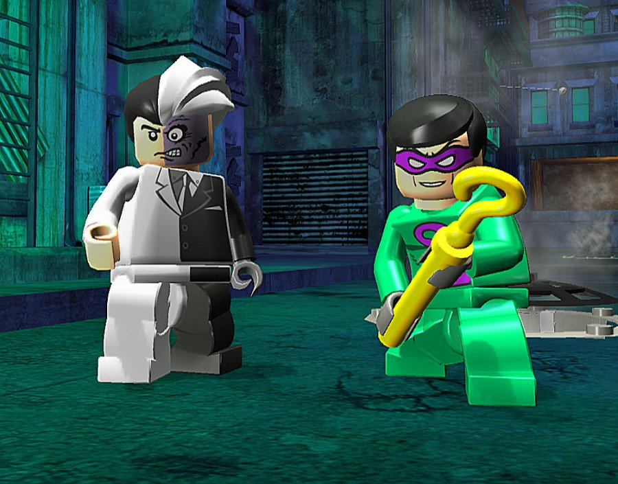 LEGO Batman Review - Screenshot 2 of 5