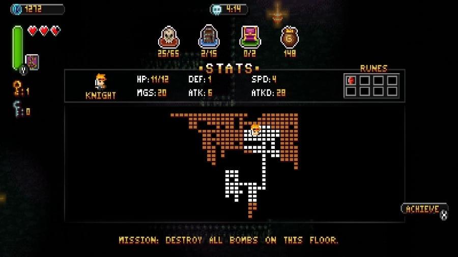 Demon's Tier+ Review - Screenshot 1 of 3