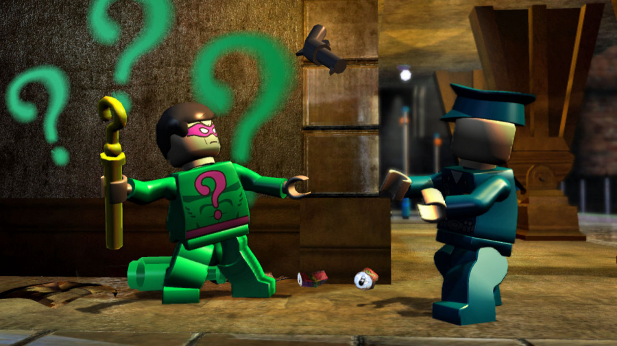 LEGO Batman Review - Screenshot 4 of 5
