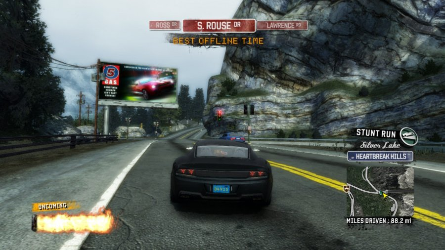 Burnout Paradise Remastered Review - Screenshot 1 of 6