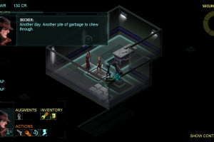 Invisible, Inc. Nintendo Switch Edition Screenshot