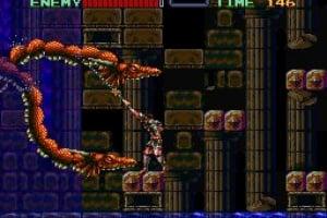 Super Castlevania IV Screenshot