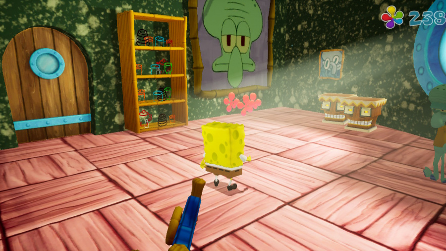 SpongeBob SquarePants: Battle for Bikini Bottom - Rehydrated Review - Screenshot 1 of 6