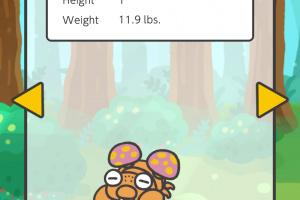 Pokémon Smile Screenshot
