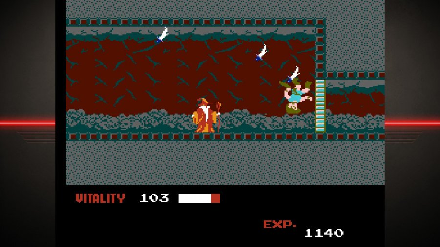 Namco Museum Archives Vol 1 Review - Screenshot 1 of 4