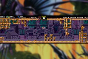 Darius Cozmic Collection Arcade Screenshot