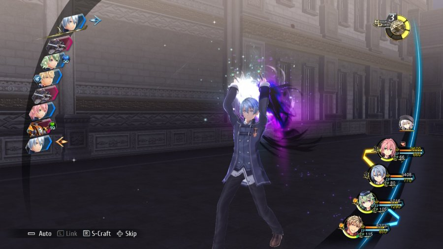 The Legend of Heroes: Trails of Cold Steel III Review - Screenshot 1 of 5