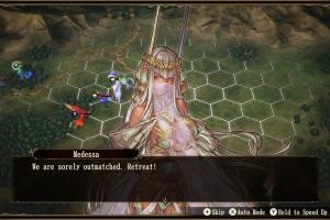 Brigandine: The Legend Of Runersia Screenshot