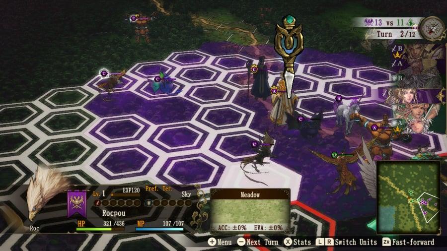 Brigandine: The Legend Of Runersia Review - Screenshot 1 of 7