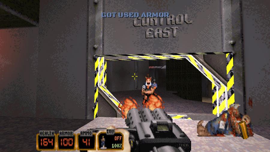 Duke Nukem 3D: 20th Anniversary World Tour Review - Screenshot 1 of 4