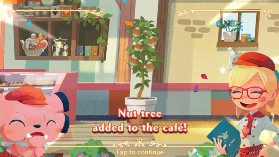 Pokémon Café Mix Review - Screenshot 1 of 4