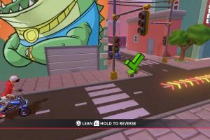 Urban Trial Tricky Screenshot