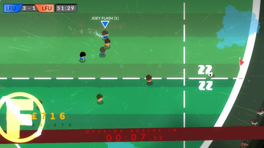 Behold the Kickmen Review - Screenshot 1 of 6
