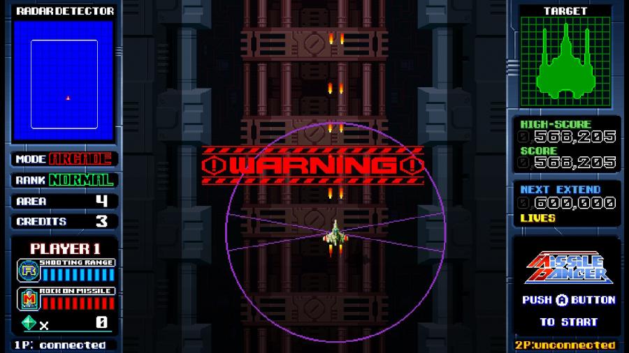 Missile Dancer Review - Screenshot 1 of 8
