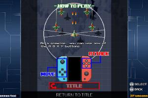 Missile Dancer Screenshot