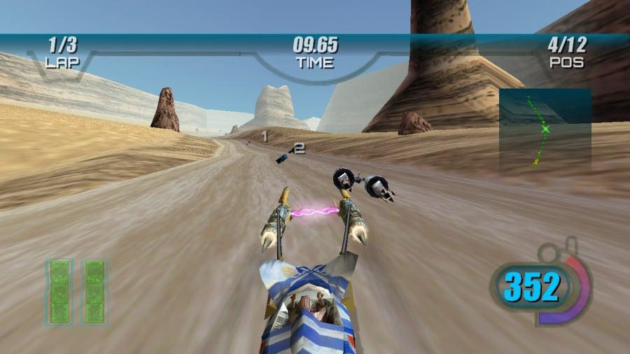 Star Wars Episode I: Racer Review - Screenshot 1 of 3