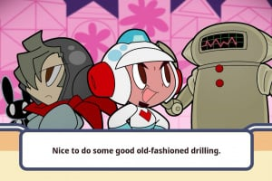 Mr. Driller: DrillLand Screenshot