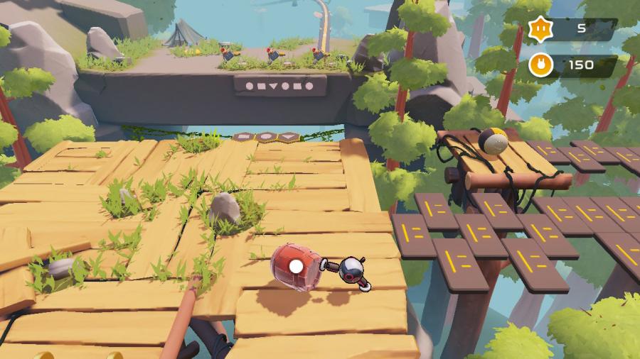 Biped Review - Screenshot 1 of 4