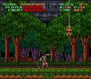 Super Castlevania IV Review - Screenshot 1 of 3