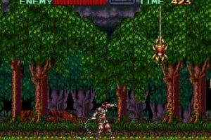 Super Castlevania IV Screenshot