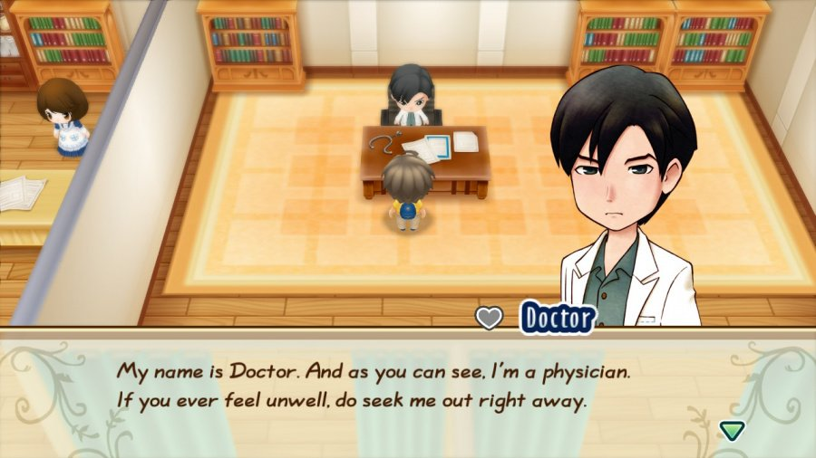 Story of Seasons: Friends of Mineral Town Review - Screenshot 1 of 5