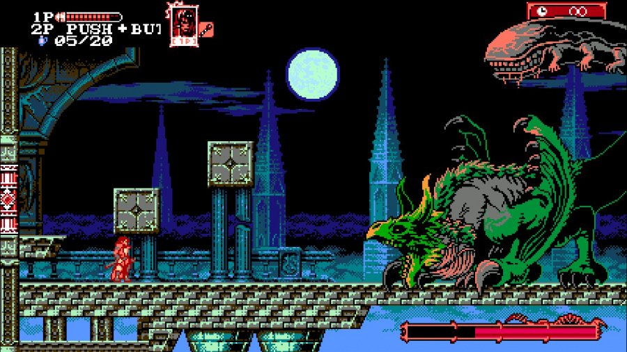Bloodstained: Curse of the Moon 2 Review - Screenshot 1 of 5