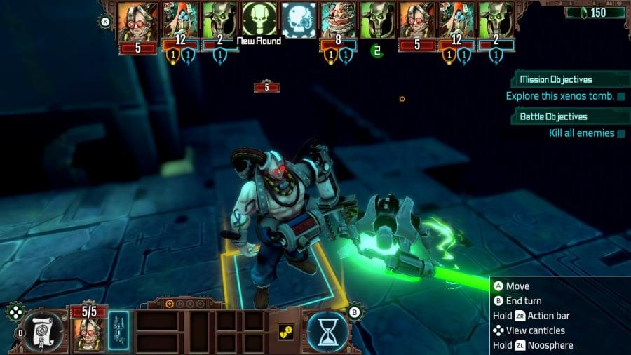 Warhammer 40,000: Mechanicus Review - Screenshot 1 of 6