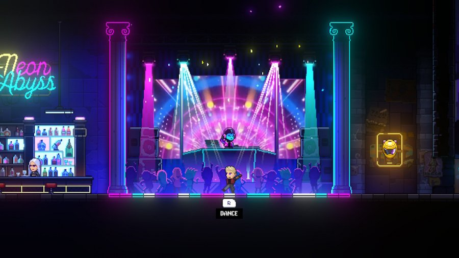 Neon Abyss Review - Screenshot 1 of 4