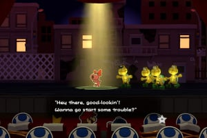 Paper Mario: The Origami King Screenshot