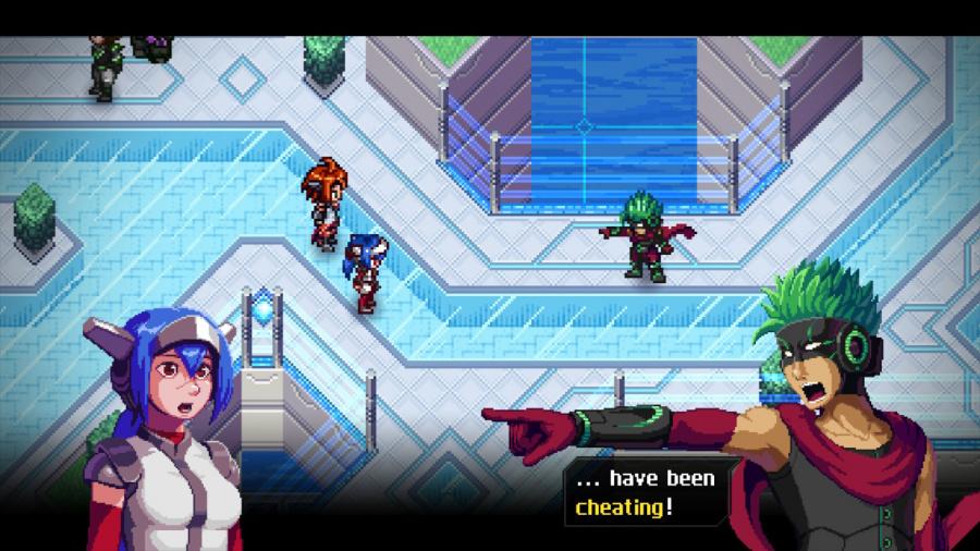CrossCode Review - Screenshot 1 of 7