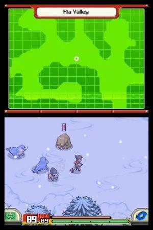 Pokémon Ranger: Shadows of Almia Review - Screenshot 1 of 2