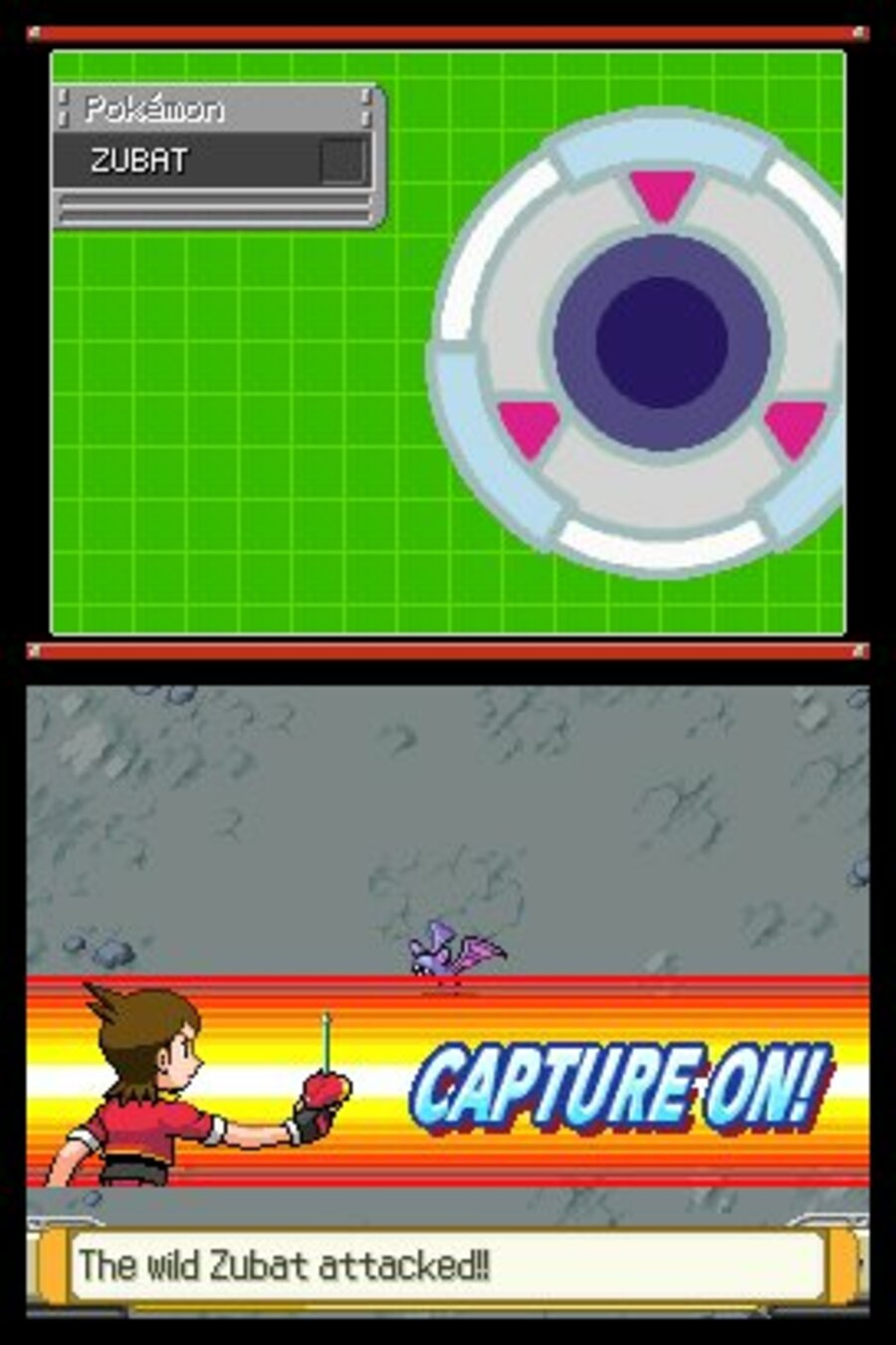 Pokémon Ranger: Shadows of Almia Screenshot