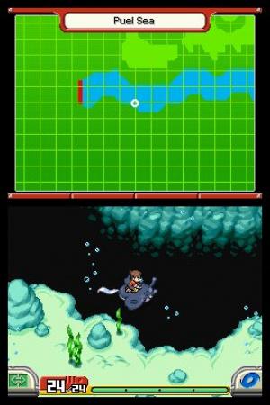 Pokémon Ranger: Shadows of Almia Review - Screenshot 1 of 4