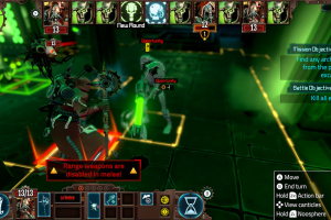Warhammer 40,000: Mechanicus Screenshot