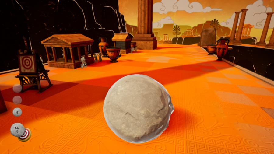 Rock Of Ages 3: Make & Break Review - Screenshot 1 of 4